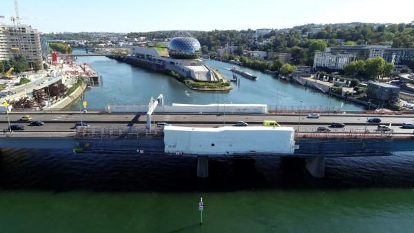 MARC SA Brest « en Seine dans la capitale »